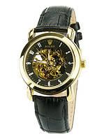 Часы мужские Rolex Skeleton, механические