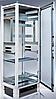 Шкаф щит стойка ящик металлический распределительный 2000х500х400 цена