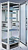 Шкаф щит стойка ящик металлический распределительный 2000х500х800 цена