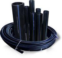 Труба водопроводная пластиковая ПЭ 32 мм 4 атм