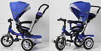 Велосипед трехколесный TR16002 (синий) KK