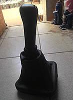 Чехол и ручка коробки передач КПП ВАЗ 2110 2111 2112 Кожа