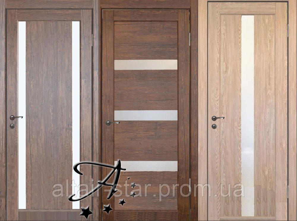 Межкомнатные двери из сосны  - Альтаир в Харькове