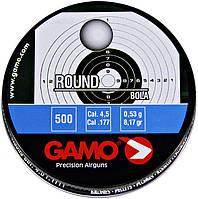 Шарики ВВ  Gamo Round 500шт.  4,5 мм