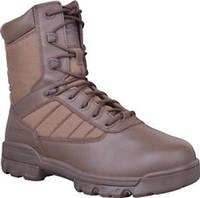 12ab94b3 Берцы фирмы Bates, boots patrol brown male, оригинал, Англия. Б/У