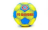 Мяч футбольный №5 Гриппи 5сл. BAYERN MUNCHEN FB-0047-132 (№5, 5 сл., сшит вручную)