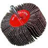КЛО Р 80 40*20*6 mm круг лепестковый с оправой