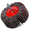 КЛО Р 60 40*30*6 mm круг лепестковый с оправой