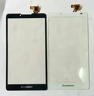 Тачскрин / сенсор (сенсорное стекло) для Lenovo A889 (белый цвет, версия 1)