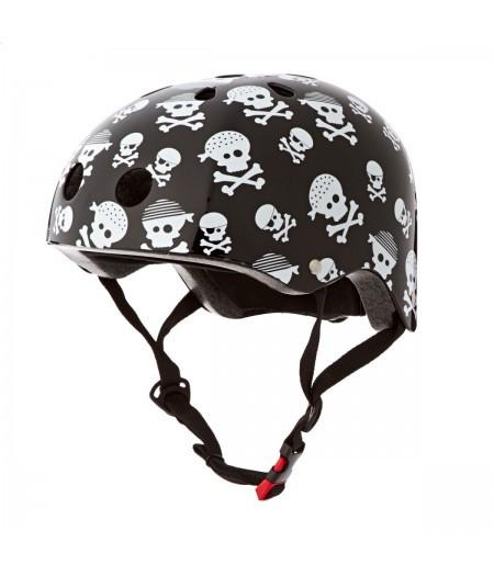 Шлем детский Kiddi Moto Skullz