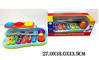 Развивающий детский ксилофон 856