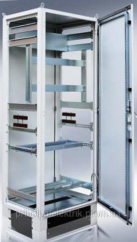 Шкаф щит стойка ящик металлический распределительный 1200х800х600 цена