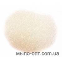 Белый глиттер – мерцающее сияние, 10 грамм