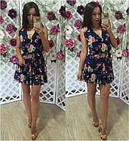 Платье Карина цветы ЯН Р-5055