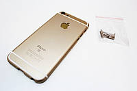 Корпус iPhone 5 в стиле iPhone 6 gold, фото 1