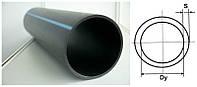 Труба водопроводная пластиковая ПЭ 75 мм 4 атм