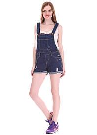 Классный джинсовый комбинизон