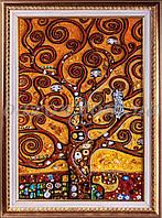 "Панно ""Г. Климт. Дерево жизни"" 20х30 см"