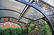 """Садовая беседка """"Анталия"""" (10 кв.м - 1 модуль) цвет черный/коричневый, фото 3"""