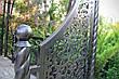 """Садовая беседка """"Анталия"""" (10 кв.м - 1 модуль) цвет черный/коричневый, фото 4"""