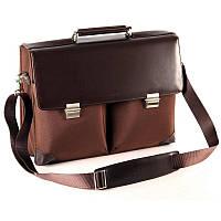 Портфель для документов и ноутбука Fouquet NBC-1001B Brown, фото 1