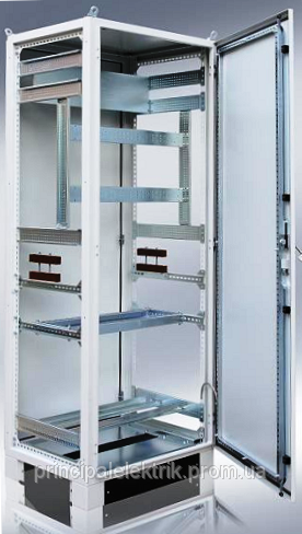Шкаф щит стойка ящик металлический распределительный 2000х1000х600 цена