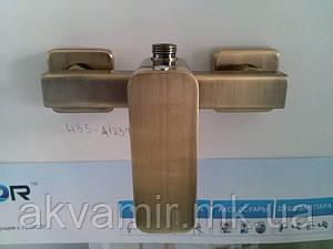 Смеситель для душевой кабины Zegor LEB5-A123 T бронза