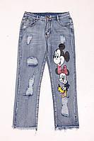 """Джинсы """"Miki Mouse"""""""