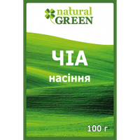 Чиа семена, 100 г, NATURAL GREEN