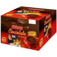 Горячий шоколад в пакетиках Ristora 50 порций