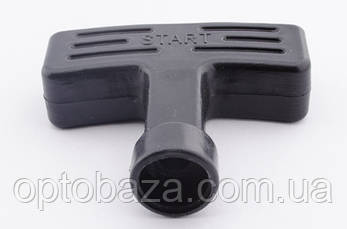 Ручка с шпагатом ручного стартера для бензинового двигателя 177f ( 9 л.с. ) , фото 2
