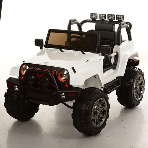 Детский электромобиль Джип M 3155EBR-1