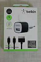Зарядний пристрій Belkin Apple USB Power Adapter