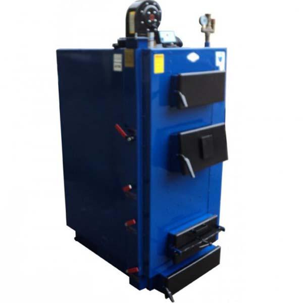 Твердотопливный котел длительного горения Идмар GK-1-50 с турбиной и автоматикой