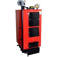 Твердотопливный котел длительного горения Альтеп КТ-2E -95 с турбиной и автоматикой
