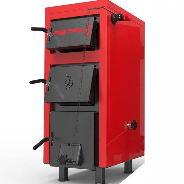 Твердотопливный котел длительного горения РЕТРА-5М 15 Без автоматики и турбины