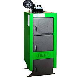 Твердотопливный котел длительного горения НЕУС-КТА 15 с турбиной и автоматикой