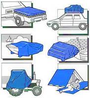Тенты 60 гр/м² BLUE (5м*6м) 30м2