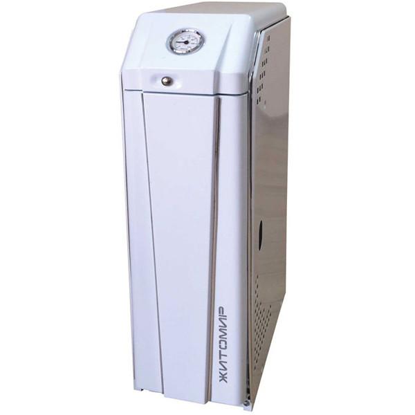 Котел газовый напольный Житомир 10 е Дымоходный, автоматический SIT-Италия