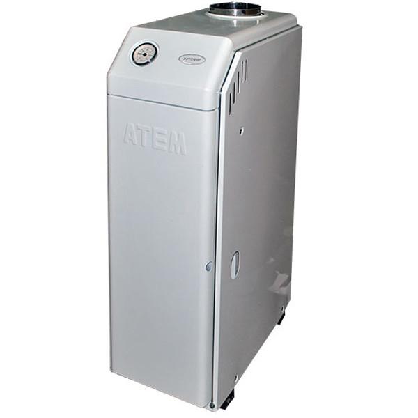 Котел газовый напольный Житомир 15 е Дымоходный, автоматический SIT-Италия