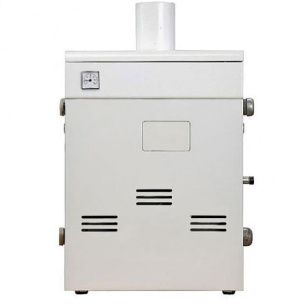 Котел газовый напольный ТермоБар КСГВ-12,5 Дs  ( 2  контура ) Дымоходный, автоматический SIT-Италия