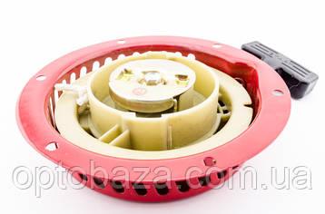Стартер ручной в сборе для генератора 1,1 кВт - 1,5 кВт, фото 2