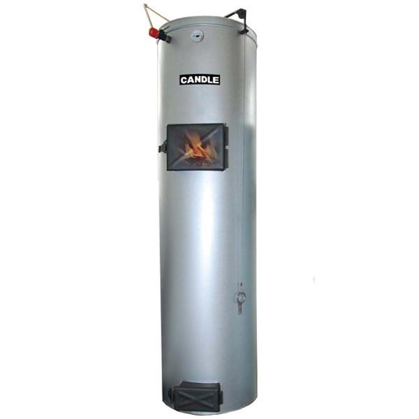Твердотопливный котел длительного горения CANDLE 35 kW
