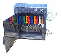 Ультрафиолетовый стерилизатор для 10 ножей, фото 1