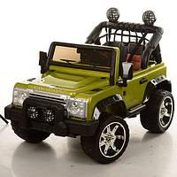 Детский электромобиль джип Bambi  M 3157EBLR-10 крашеный