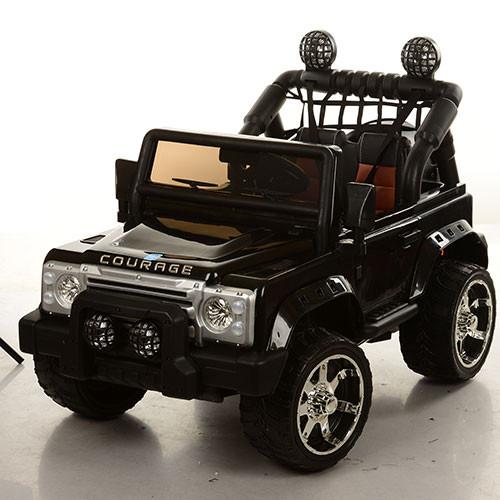 Детский электромобиль джип Bambi  M 3157EBLR-2 крашеный