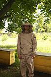 Костюм пчеловода евро(ткань коттон), фото 3