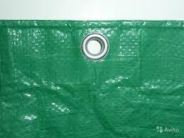 Тенты 90 гр/м² GREEN