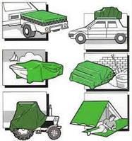 Тенты 90 гр/м² GREEN (4м*5м)