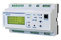 Блок УБЗ-305 универсальный защиты электродвигателей + счетчик электроенергии Новатек